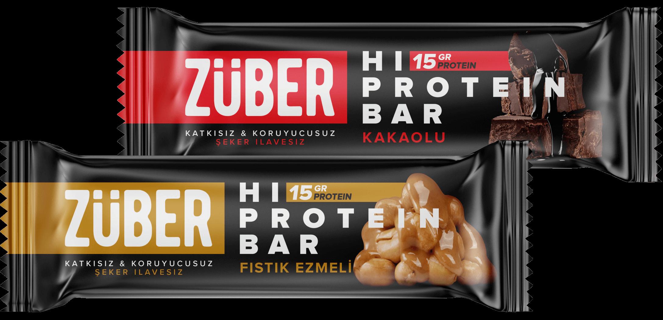 Yüksek Protein Bar Deneme Paketi