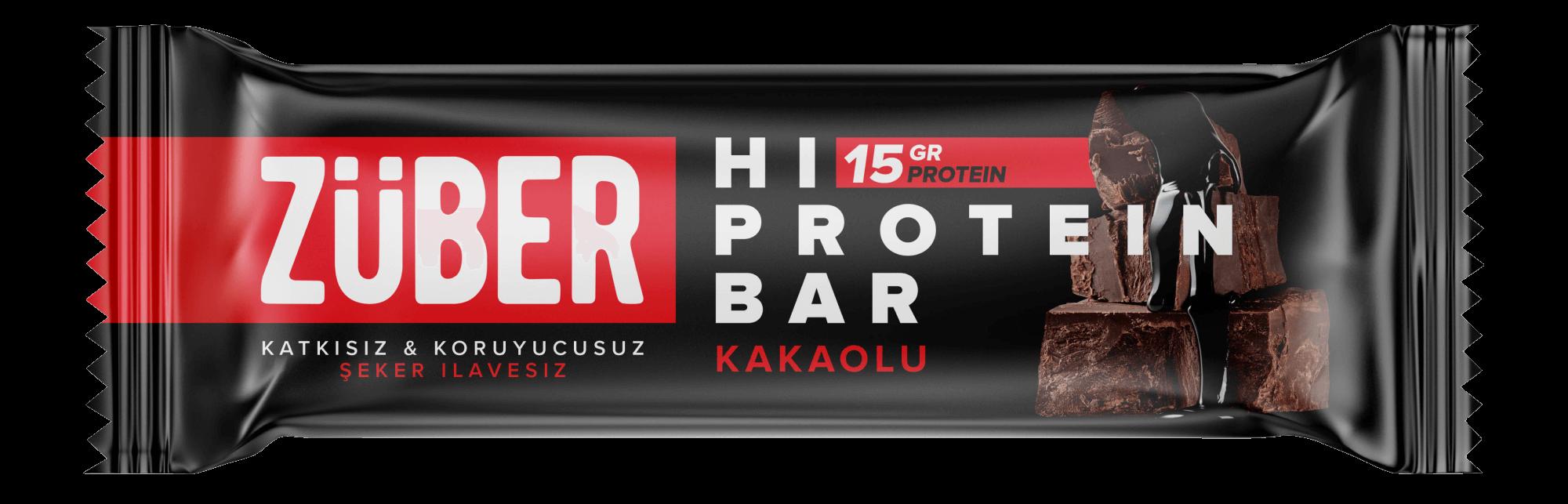 Kakaolu Yüksek Protein Bar, 45g
