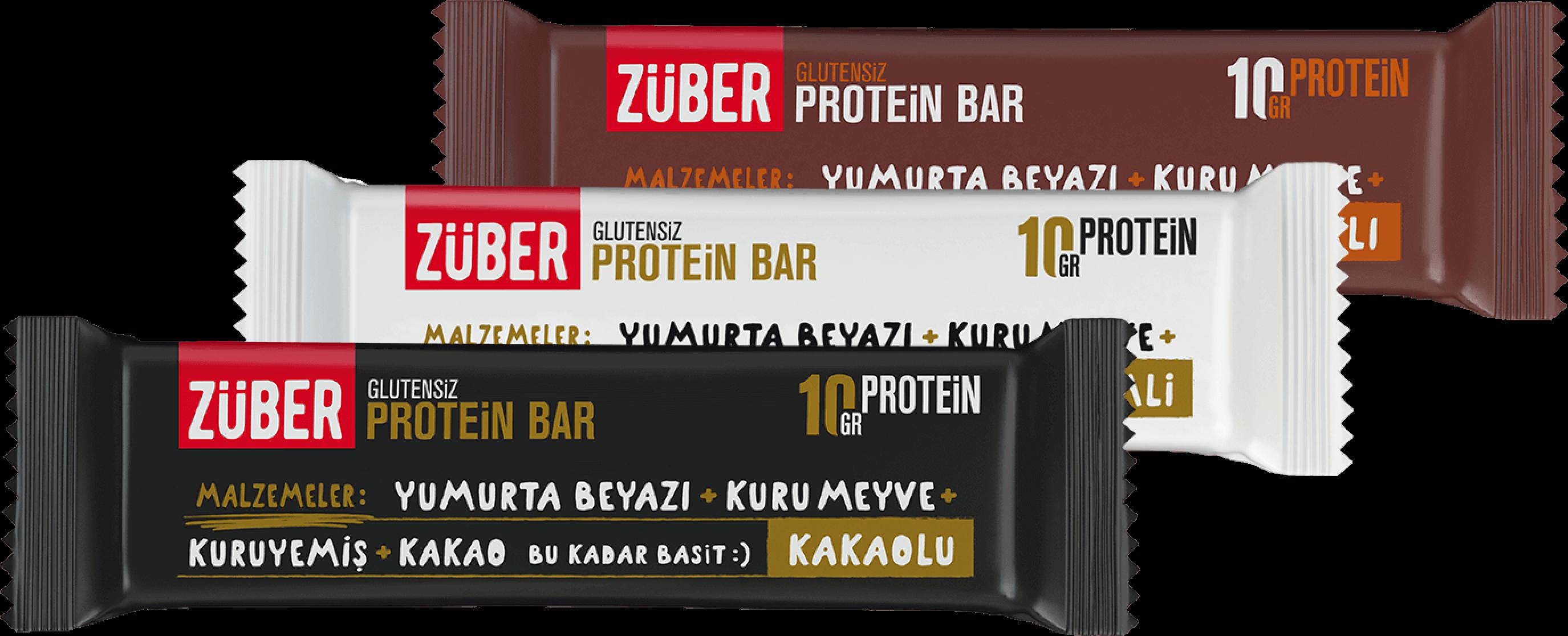 Protein Bar Deneme Paketi