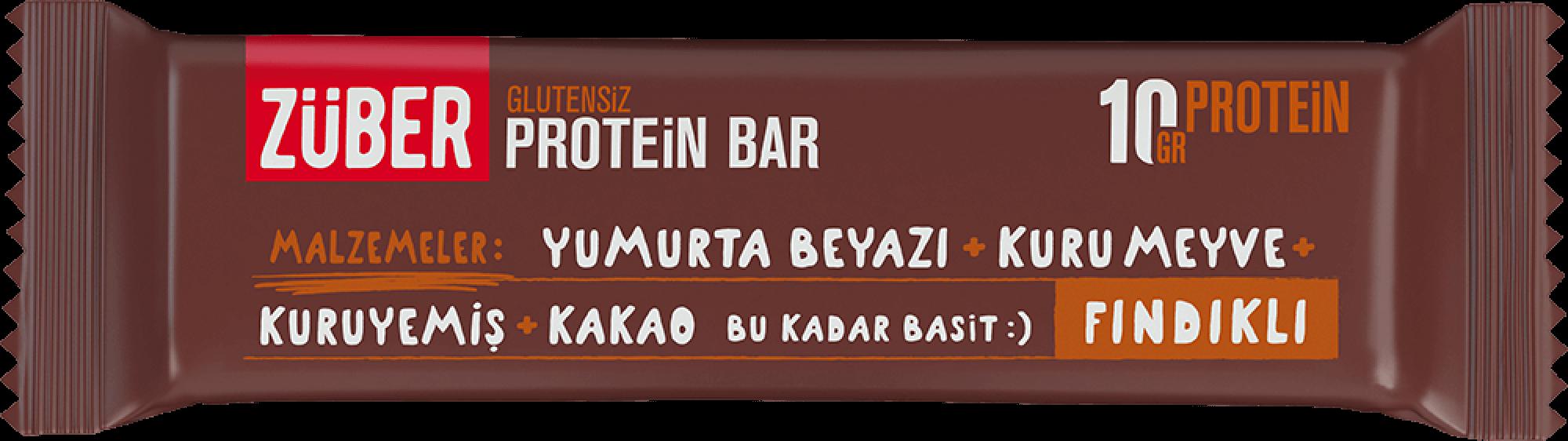 Fındıklı Protein Bar