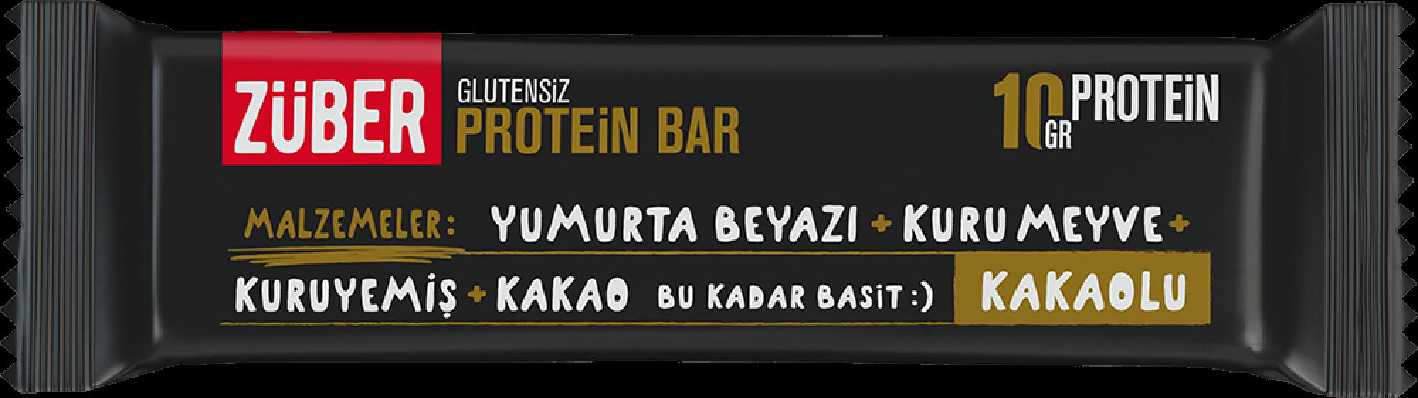 Kakaolu Protein Bar, 35g