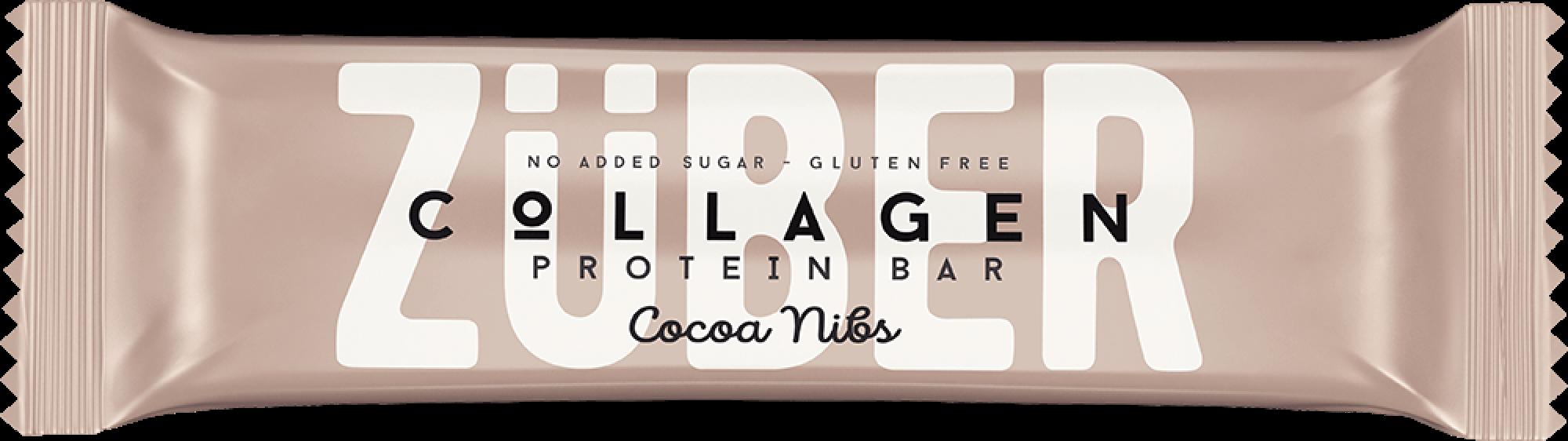 Kakao Çekirdekli Kolajen Bar