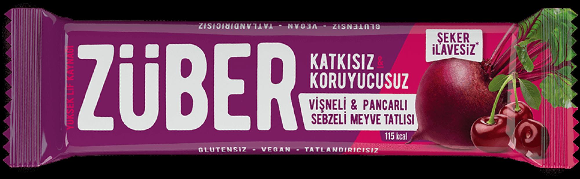 Vişneli, Pancarlı Sebzeli Bar, 35g